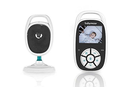 Babymoov - YOO See, Babyphone vidéo caméra surveillance bébé compact, Ecran 2,4
