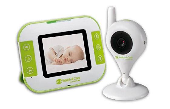 babyphone caméra audioline Yatch care V310